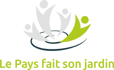 Logo Le Pays fait son jardin